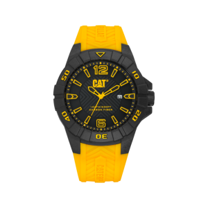 CAT KARBON – YELLOW MEN'S WATCH K1.121.27.137